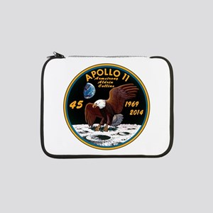 "Apollo 11 45 13"" Laptop Sleeve"
