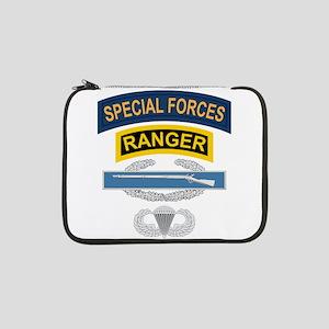 "SF Ranger CIB Airborne 13"" Laptop Sleeve"