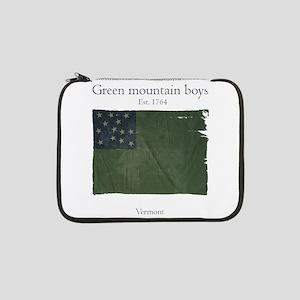 "Green Mountain boys 13"" Laptop Sleeve"