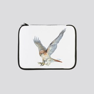 Striking Red-Tail Hawk 13&Quot; Laptop Sleeve
