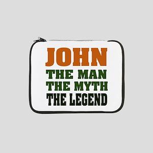 "John The Legend 13"" Laptop Sleeve"