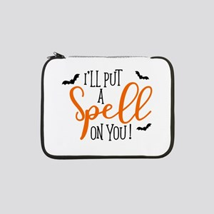 """SPELL ON YOU 13"""" Laptop Sleeve"""