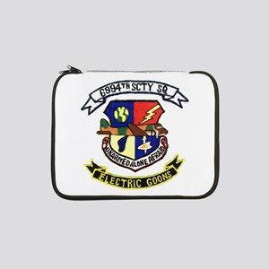 """6994TH SECURITY SQUADRON 13"""" Laptop Sleeve"""