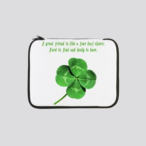"4leafcloverfriend 13"" Laptop Sleeve"