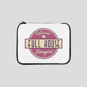 "Official Full House Fangirl 13"" Laptop Sleeve"