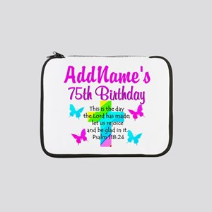 "75TH CHRISTIAN 13"" Laptop Sleeve"