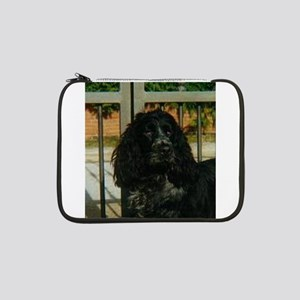 "cocker spaniel 13"" Laptop Sleeve"