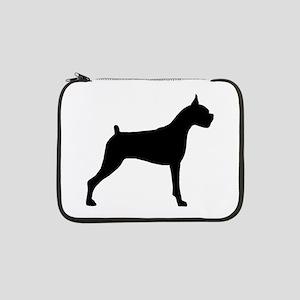 """Boxer Dog 13"""" Laptop Sleeve"""
