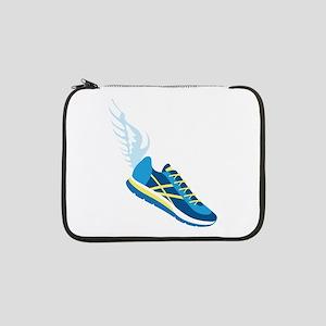 """Running Shoe Wing 13"""" Laptop Sleeve"""