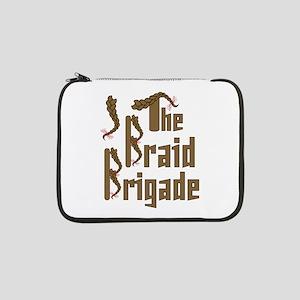 "Braid Brigade 13"" Laptop Sleeve"
