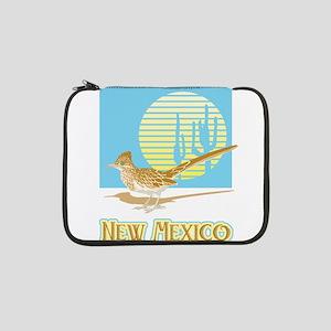 """New Mexico Roadrunner 13"""" Laptop Sleeve"""