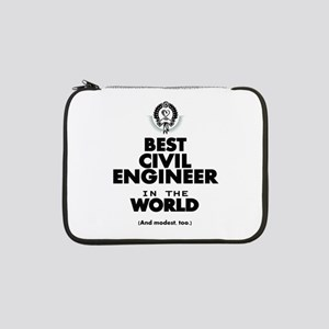 "The Best in the World – Civil Engineer 13"" Laptop"