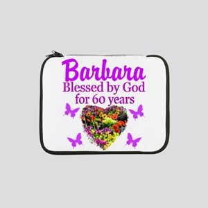 "PRAYING 60 YR OLD 13"" Laptop Sleeve"
