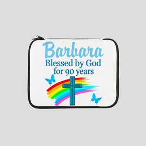 "CHRISTIAN 90TH 13"" Laptop Sleeve"