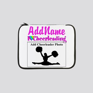 """AWESOME CHEER 13"""" Laptop Sleeve"""