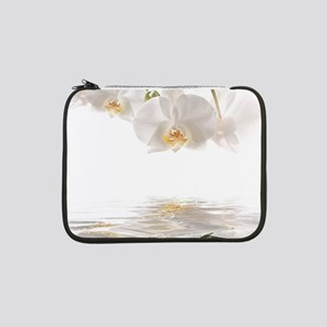 """Orchids Reflection 13"""" Laptop Sleeve"""