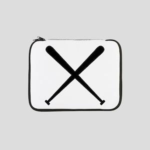 "Baseball Bats 13"" Laptop Sleeve"