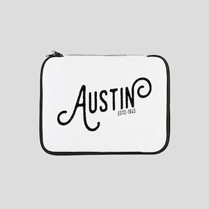"""Austin Texas 13"""" Laptop Sleeve"""