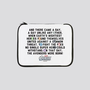 "There Came a Day 13"" Laptop Sleeve"