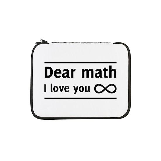 Image result for dear math i love