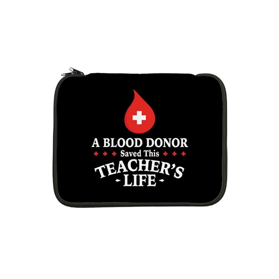 Blood Donor Saved Teacher