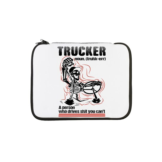 Trucker T Shirt, A Person Who Drives Shit You Can&