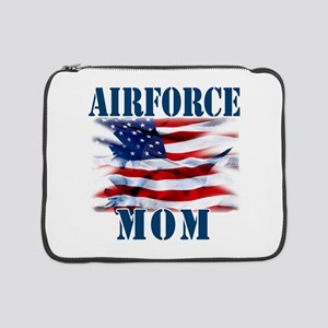 "Airforce Mom 15"" Laptop Sleeve"