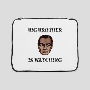 "Big Brother Watching 15"" Laptop Sleeve"