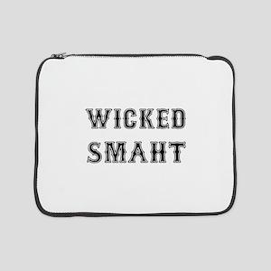 "Wicked Smaht 15"" Laptop Sleeve"