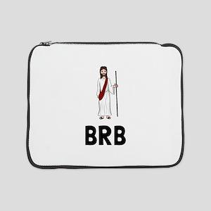 """Jesus BRB 15"""" Laptop Sleeve"""