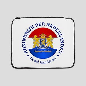 "Kingdom of the Netherlands 15"" Laptop Sleeve"