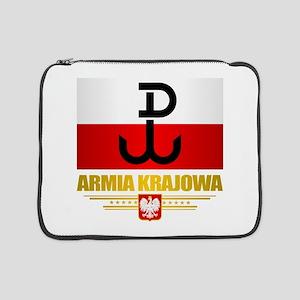 "Armia Krajowa (Home Army) 15"" Laptop Sleeve"