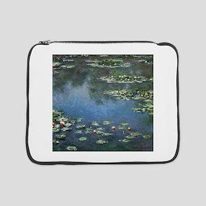 "Waterlilies by Claude Monet 15"" Laptop Sleeve"