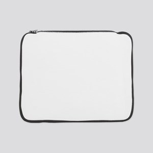 "Friends TV Quotes 15"" Laptop Sleeve"