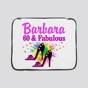 "GLAMOROUS 60TH 15"" Laptop Sleeve"