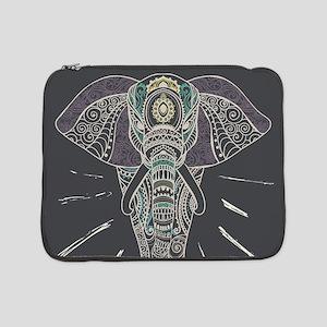 "Indian Elephant 15"" Laptop Sleeve"
