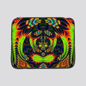 """Psychedelic NeuLight n1 15"""" Laptop Sleeve"""