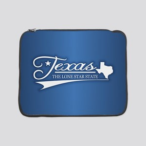 "Texas State of Mine 15"" Laptop Sleeve"