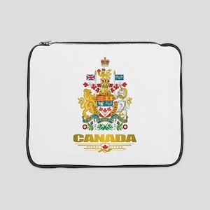 "Canada COA 15"" Laptop Sleeve"
