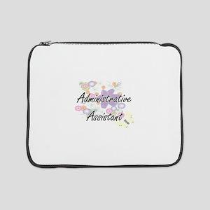 "Administrative Assistant Artisti 15"" Laptop Sleeve"
