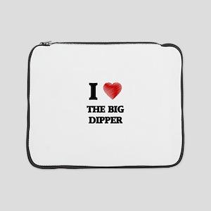 "I love The Big Dipper 15"" Laptop Sleeve"