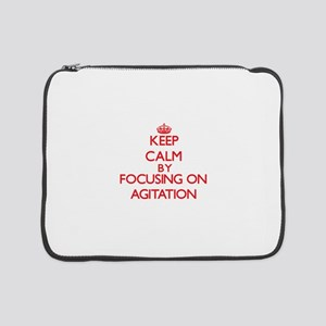 "Agitation 15"" Laptop Sleeve"