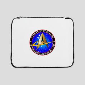 "Star Fleet Command 15"" Laptop Sleeve"