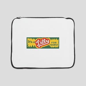 "Dilly Soda 3 15"" Laptop Sleeve"