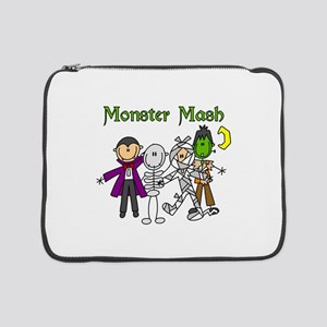 "monstermashhallow 15"" Laptop Sleeve"