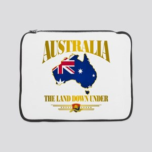 "Land Down Under 15"" Laptop Sleeve"