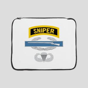 "Sniper CIB Airborne 15"" Laptop Sleeve"