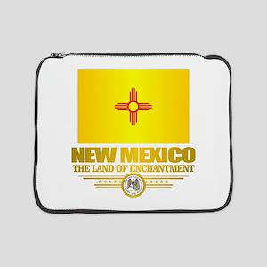 "New Mexico Flag 15"" Laptop Sleeve"