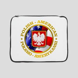 "Polish American 15"" Laptop Sleeve"