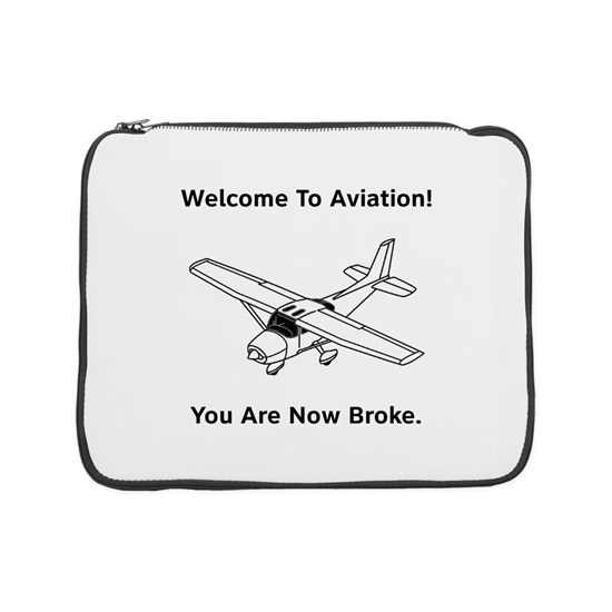 Aviation Broke Style 2 black